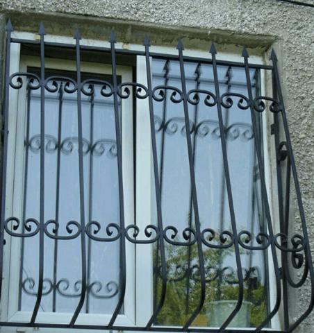 Выпуклые решетки на окна Киев