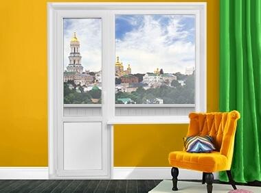 Балконный блок Киев