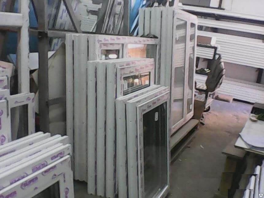 Готовые пластиковые окна распродажа киев 1
