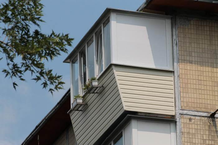 Балкон под ключ хрущевка: цена в Киеве