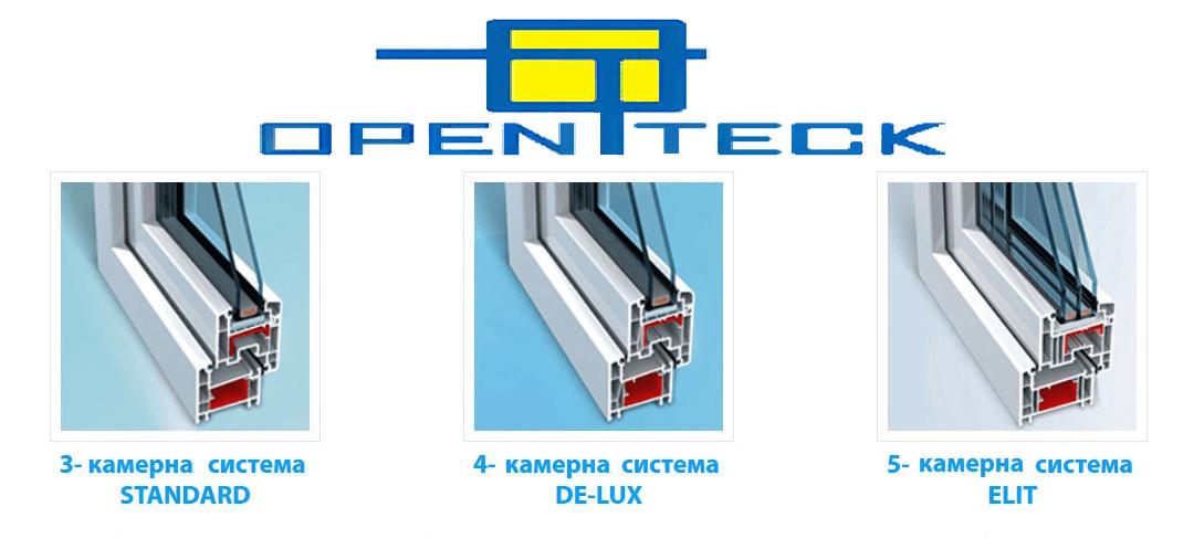 Окна OpenTeck цена