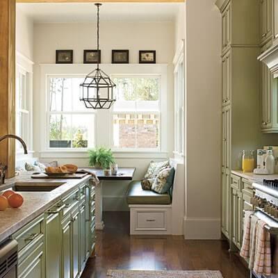 Пластиковые окна на кухню киев