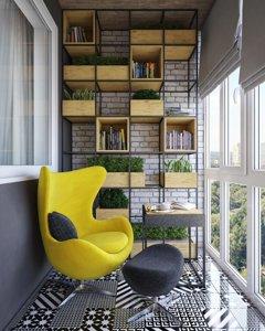 французский балкон в хрущевке цена 2