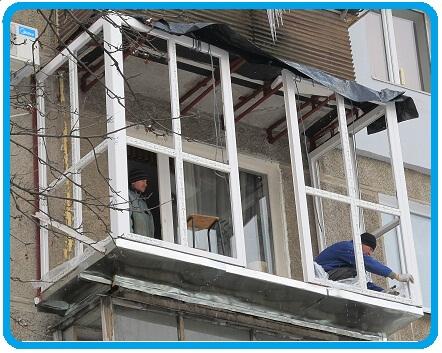 французский балкон в хрущевке цена 3