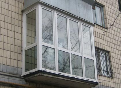 французский балкон в хрущевке цена