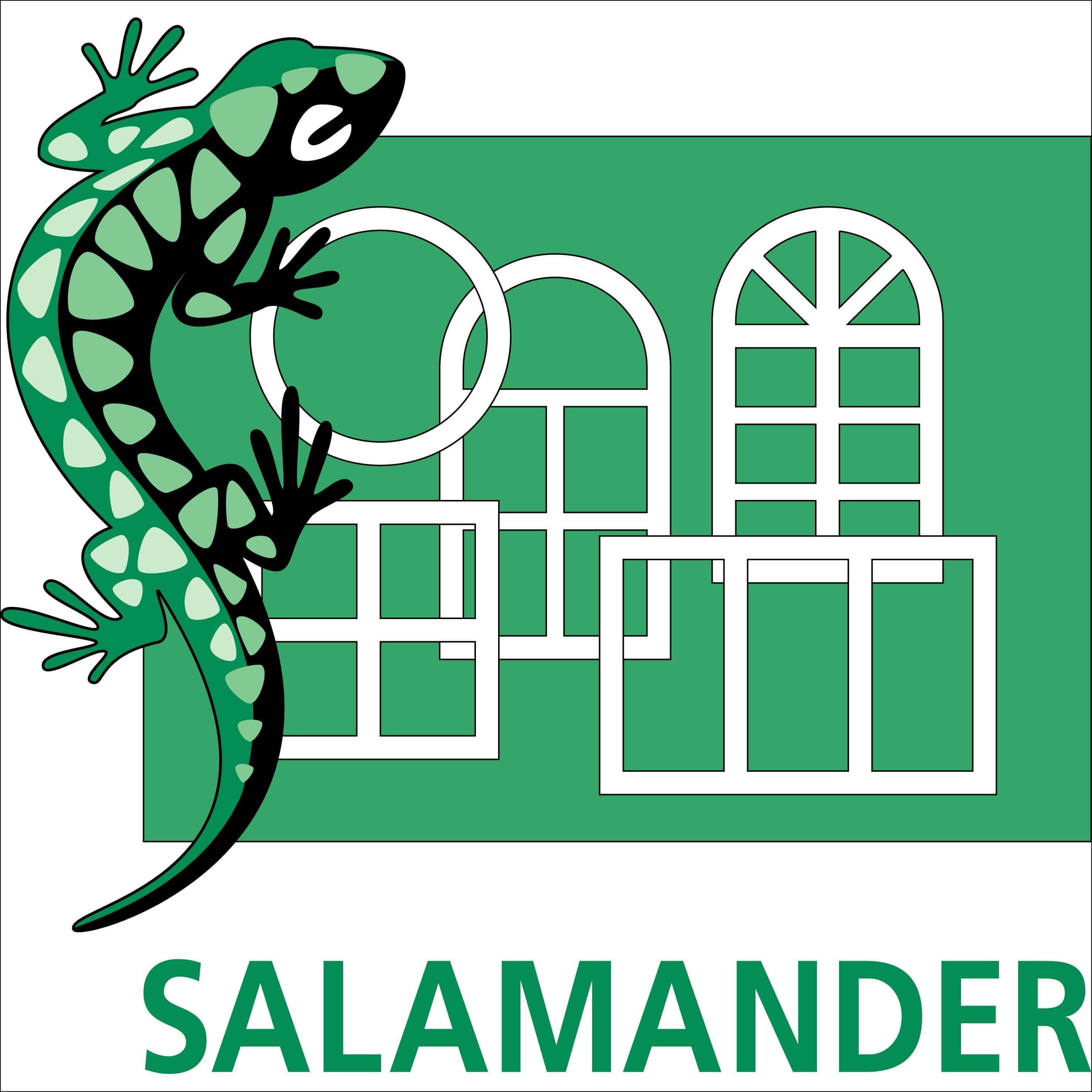 Salamander окна Киев
