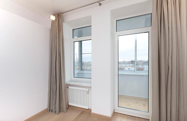Металлопластиковые балконные двери цена Киев 1