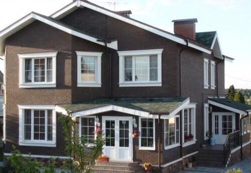 Пластиковые окна для дома и коттеджа