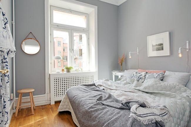Пластиковые окна для спальни 2