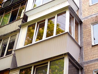 Утепление балкона снаружи цена