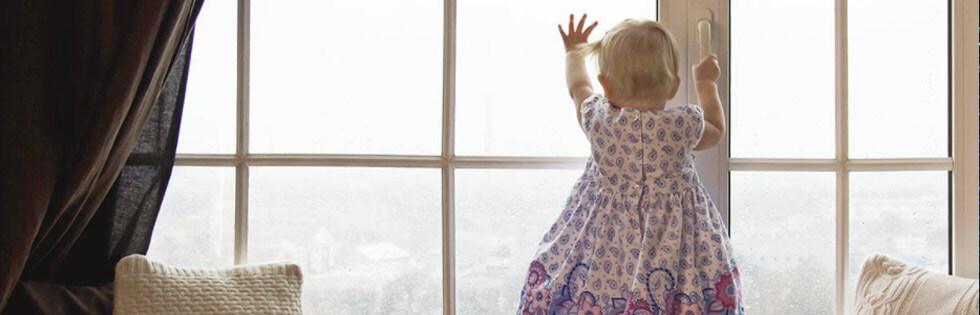 пластиковые окна для детской 3
