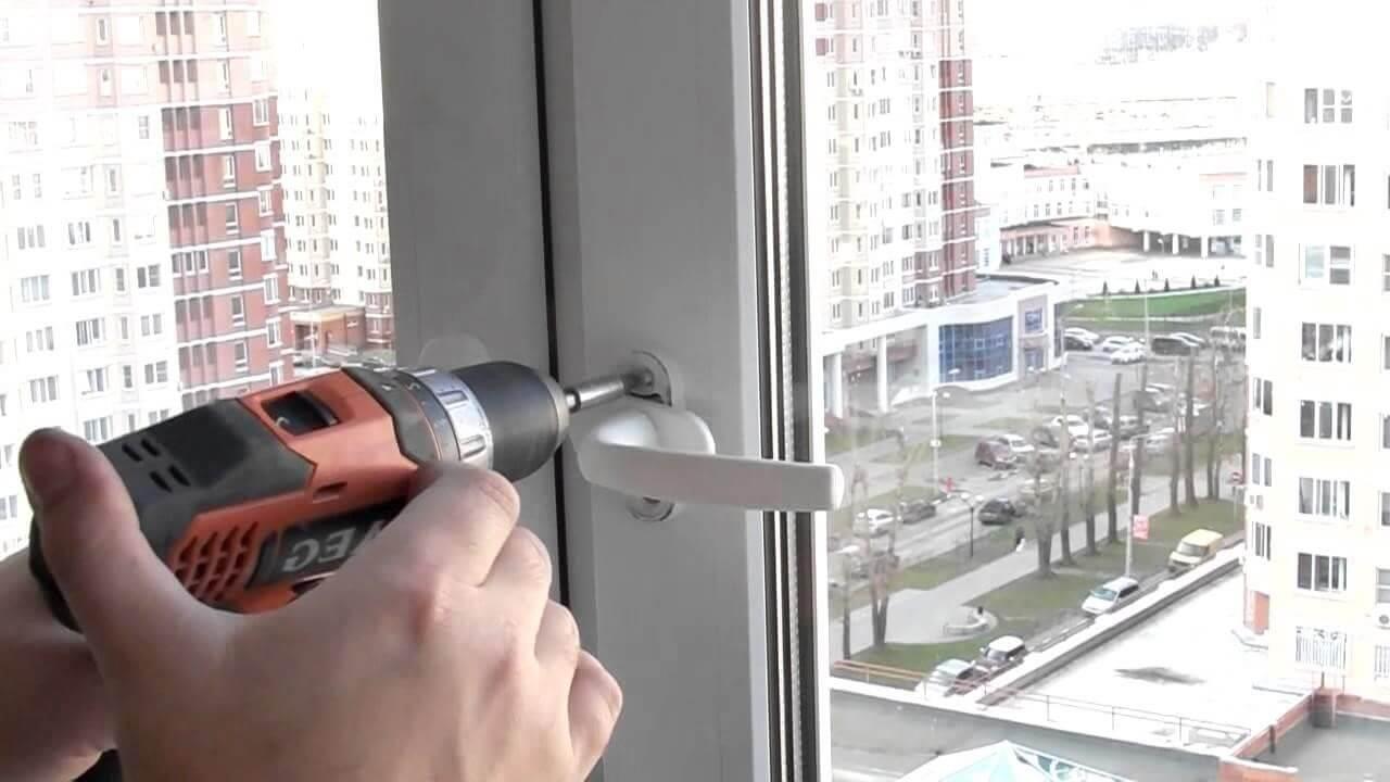 ремонт пластиковых окон киев 2