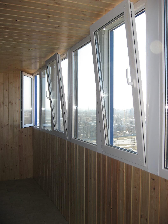 евроокна балконы